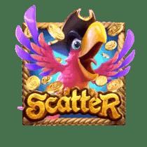 สัญลักษณ์การกระจาย (Scatter Symbol)