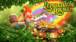 สล็อตภูติจิ๋ว Leprechaun Riches เกมสล็อตสร้างกำไรยอดนิยม