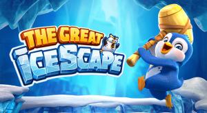 สล็อตแพนกวินน้อย Great Icescape สล็อตออนไลน์จากค่าย PG POCKET GAME SOFT