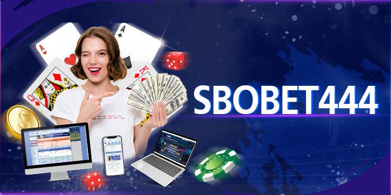 SBOBET444 ระบบพนันออนไลน์ มาตรฐานผ่านการรับรองถูกกฎหมาย