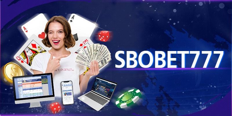 SBOBET777 เว็บเล่นคาสิโนออนไลน์ ระดับเอเชีย บริการอย่างครอบคลุม