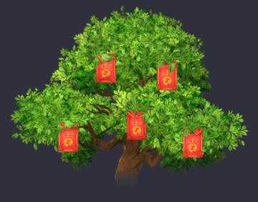 ฟิเจอร์ซองแดง สัญลักษณ์ซองแดงแต่ละตัวที่ปรากฏในตำแหน่งใดๆ