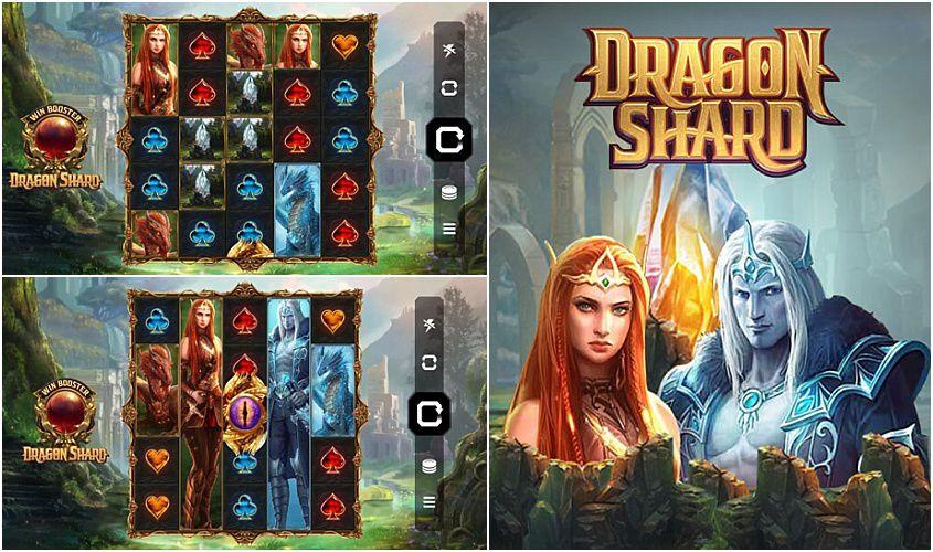 รูปแบบการเล่น Dragon Shard