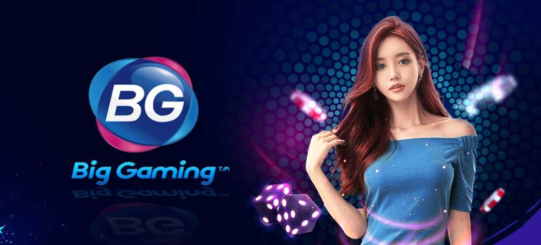 คาสิโน Big Gaming